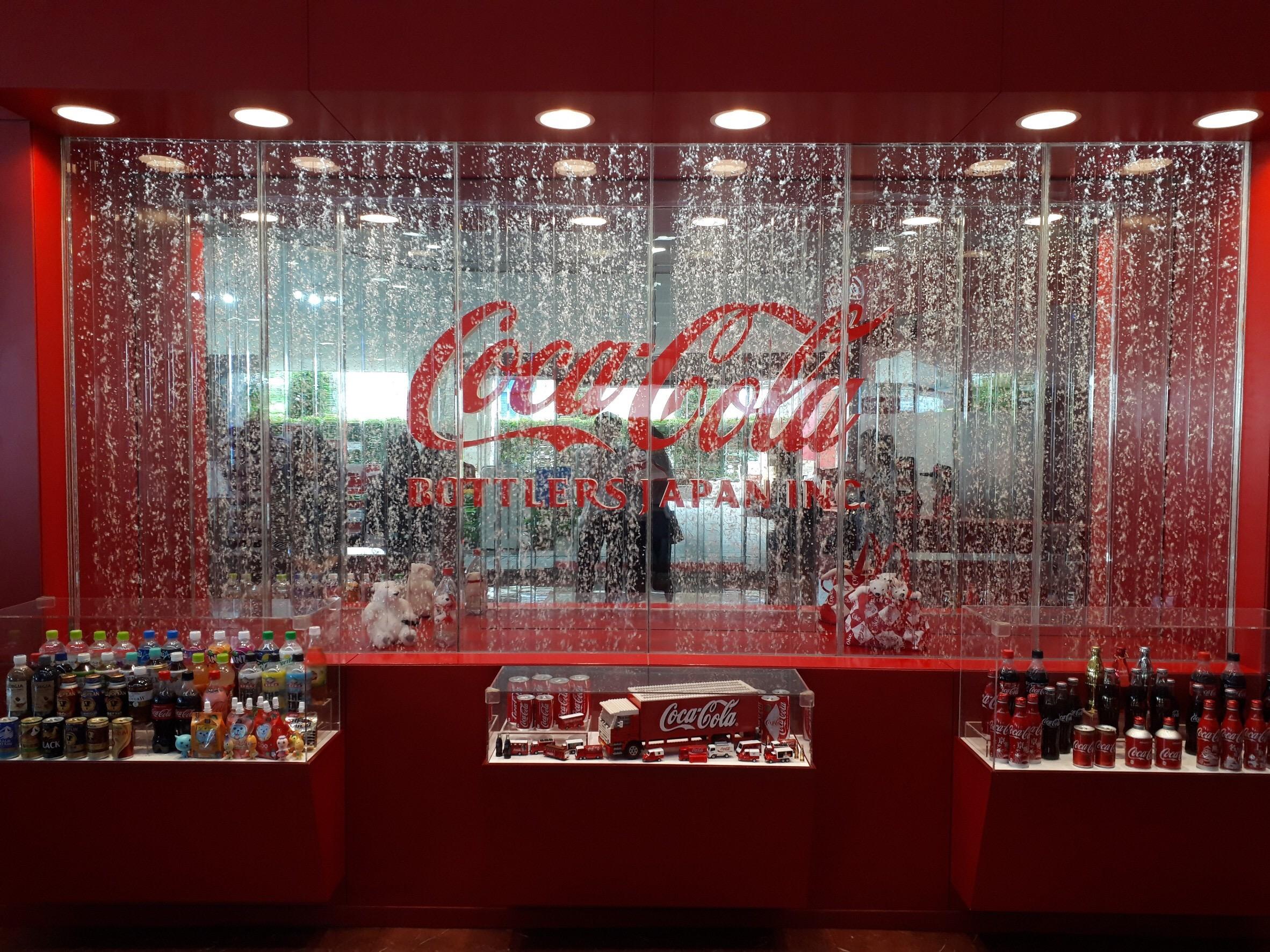 今回はコカ・コーラのお話です