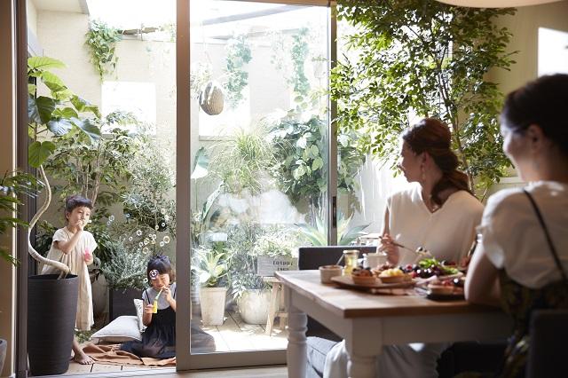 おうちを癒しの空間に🎵『ボタニカルな暮らし』